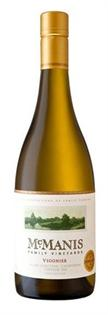Mcmanis Family Vineyards Viognier 2015 750ml